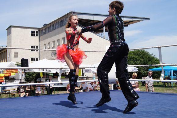 Жаркие минуты Германо-Российского Фестиваля: день второй