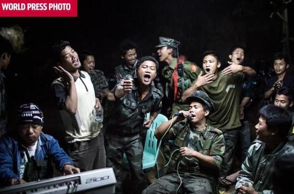 Выставка фотографий «World Press Photo»