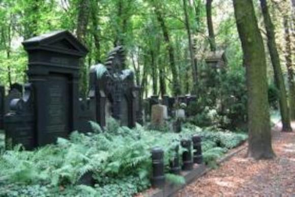 Новые районы в Берлине… на кладбищах