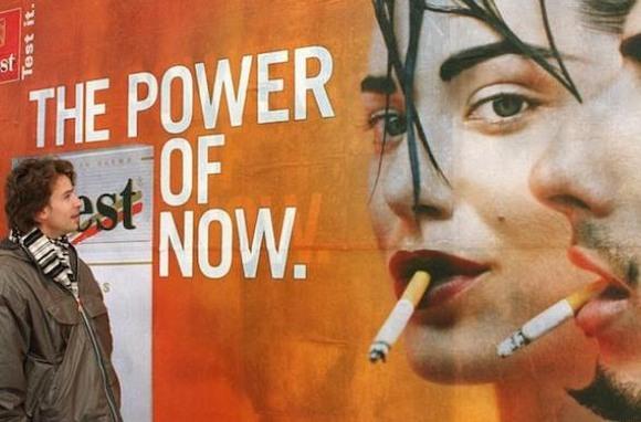 Запретят ли в Германии рекламу сигарет?