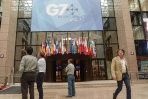 G7: с 1 июля председательствует Германия