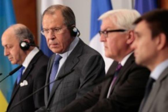 Пакет мер «по Украине» согласовали в Берлине