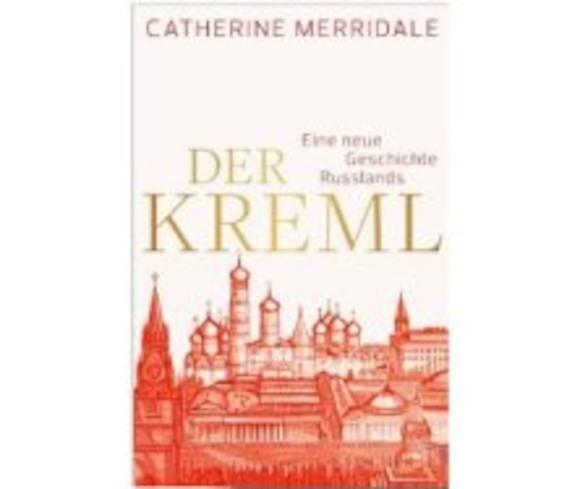 «Биография» московского Кремля вышла в Германии