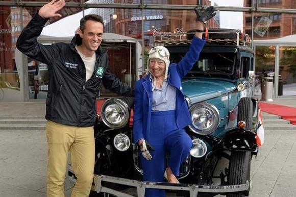 Хайди Хетцер – смелая старушка