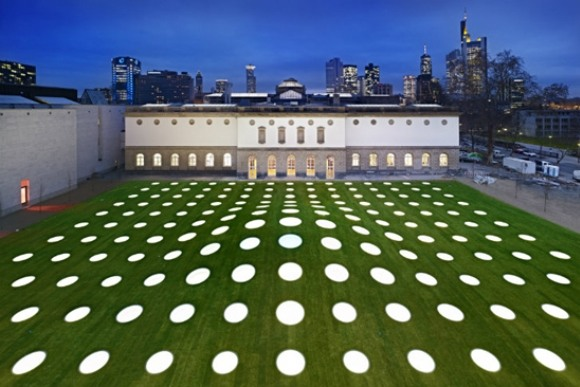 Новая крыша франкфуртского музея