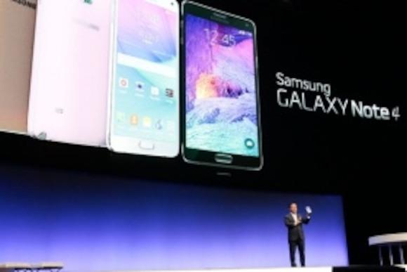 Samsung: новый смартфон с изогнутым дисплеем