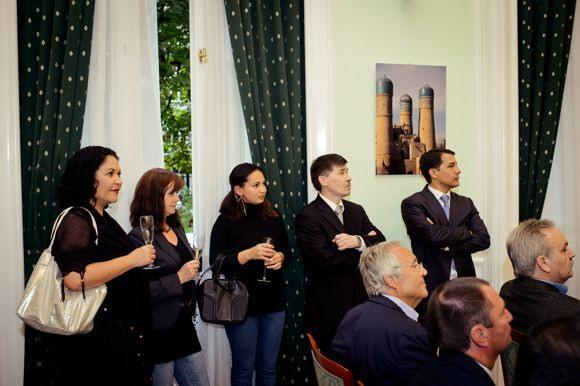 Празднование Дня Независимости Узбекистана