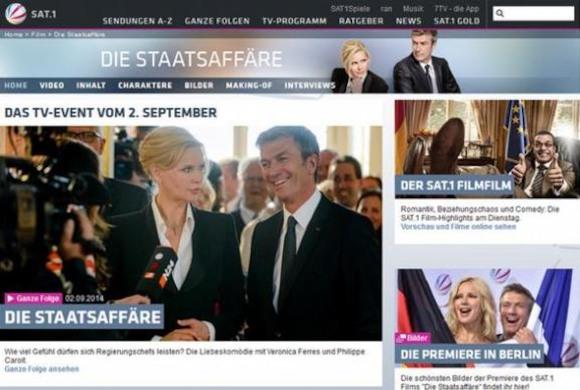 Тайная любовь канцлера Германии