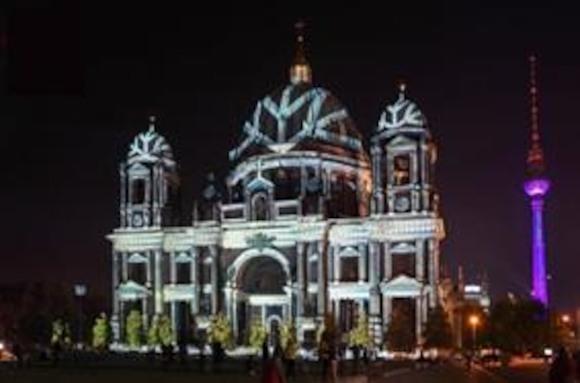Фестиваль Света в столице Германии