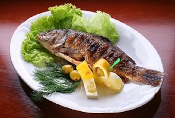 Жирная рыба спасет от депрессии