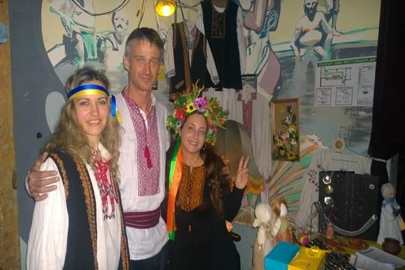 ДахаБраха: украинский этно-хаос в Берлине
