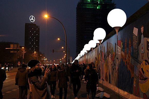 25-летие падения Берлинской стены