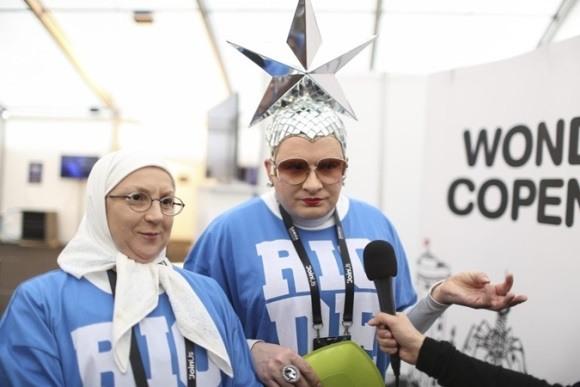 Верка Сердючка в Берлине: розыгрыш билетов