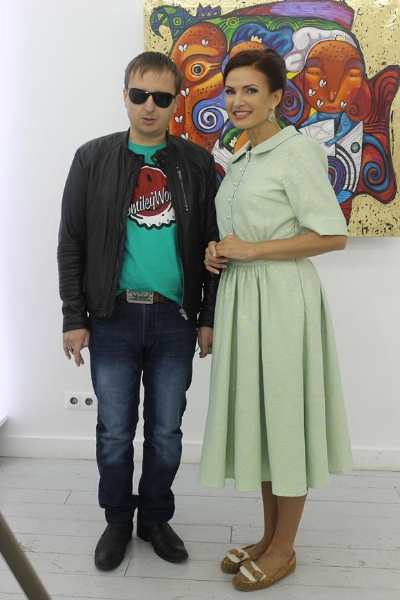 Навстречу творческой судьбе вместе с Виктором Тартановым и Эвелиной Блёданс