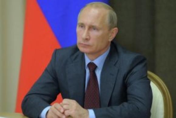 Путин принял Штайнмайера в Кремле