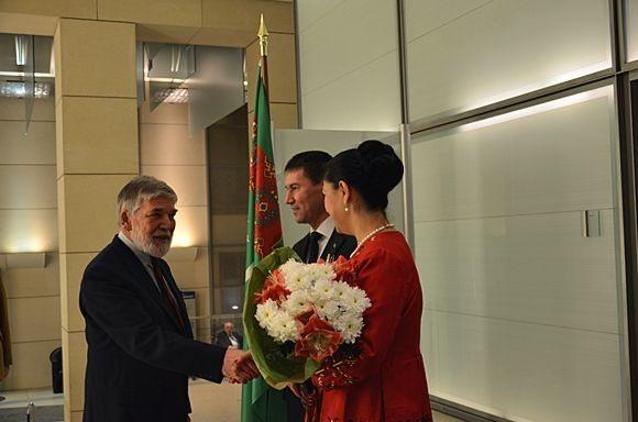 Туркменистан возрождается