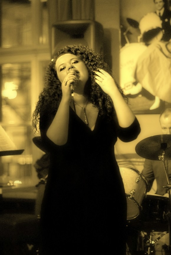 Джаз-дива Таллана Габриэль вновь на сцене