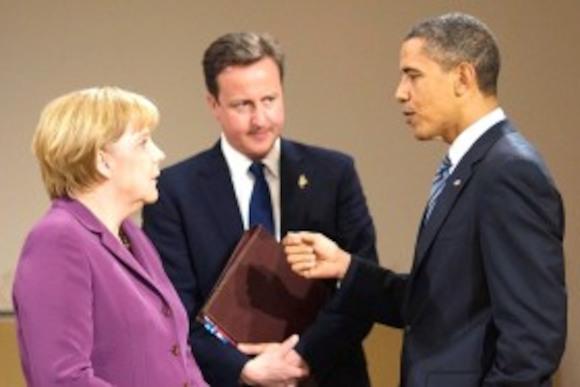 Политика в отношении РФ: раскол в Германии увеличивается
