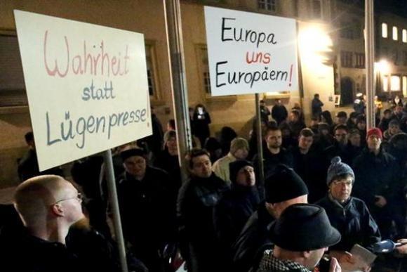 «Lügenpresse» - «антислово 2014 года»