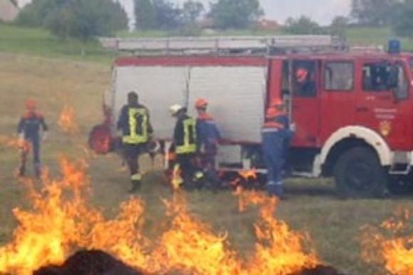 Пожарные – рекордсмены