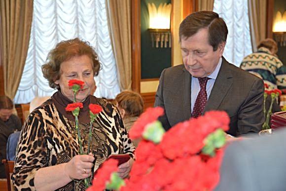 Берлин: 70-летию Победы посвящается