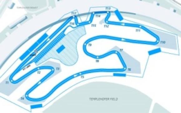 Формула-Е в Берлине: 17 поворотов Темпельхова