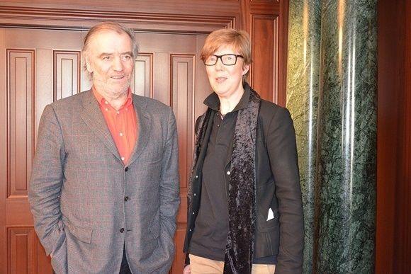 Валерий Гергиев в Берлине: в ожидании Конкурса имени Петра Ильича Чайковского