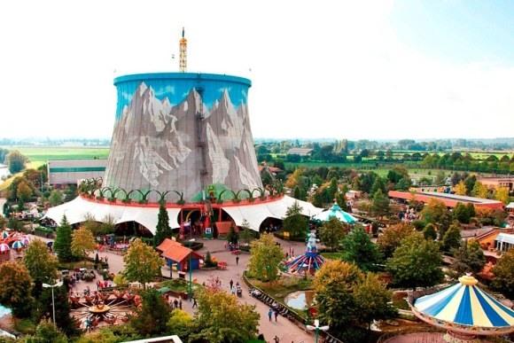 Парк развлечений на месте АЭС