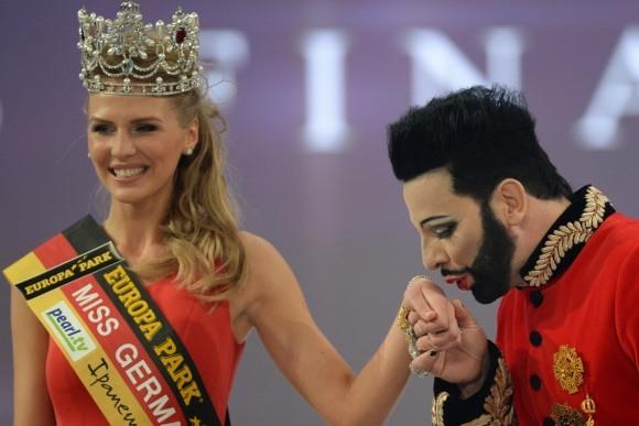 «Мисс Германией» стала Ольга Гофман