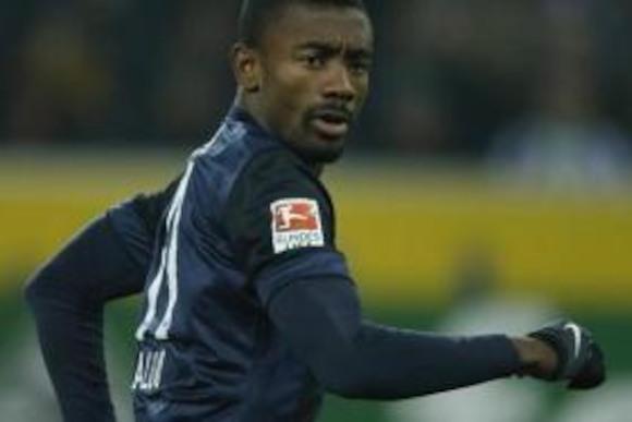 Футболист «Герты» повредил часть Берлинской стены