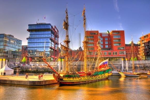 Гамбург - кандидат на проведение Олимпиады 2024 года