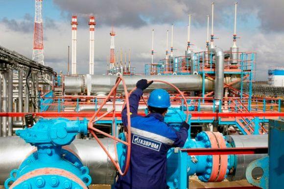 «Газпром» уходит из Европы?