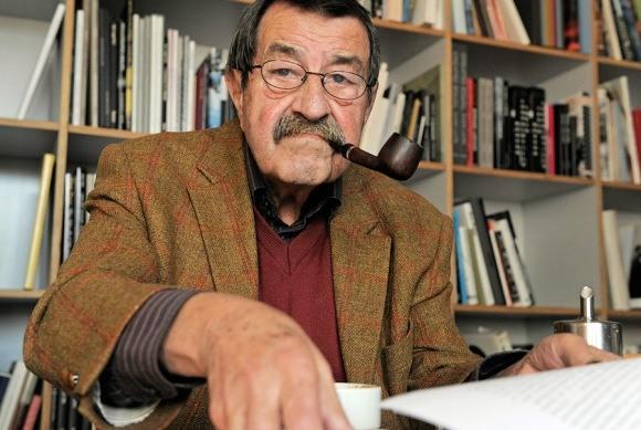Умер лауреат нобелевской премии по литературе Гюнтер Грасс
