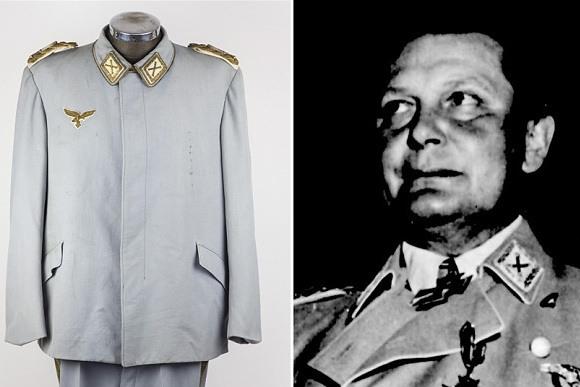 Униформа Германа Геринга выставлена на продажу