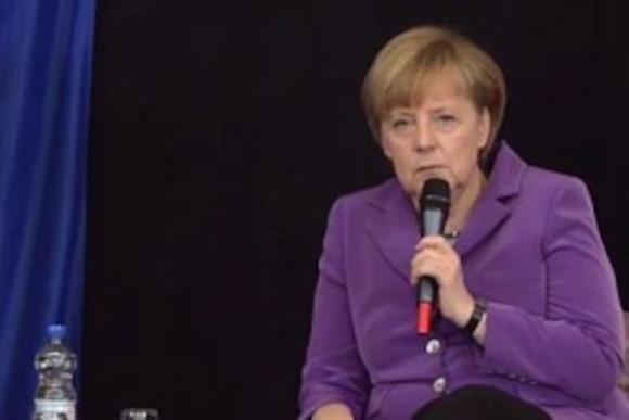 Новый гардероб Ангелы Меркель