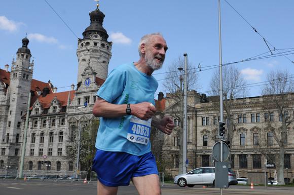Бегун из Эфиопии стал победителем Лейпцигского марафона