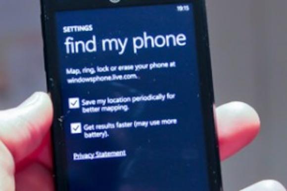 Google поможет найти смартфон