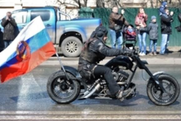 «Ночные волки» не смогли попасть в Польшу