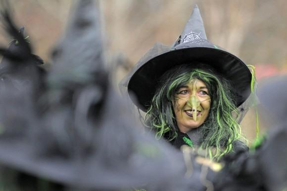Время ведьм: Вальпургиева ночь в Германии