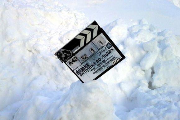 «Девушка во льдах» или «Пингвин нашего времени»