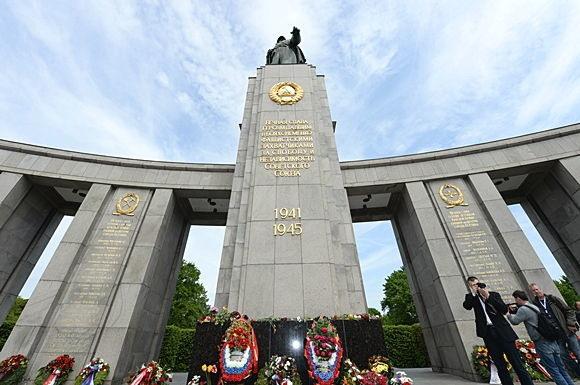 9 мая 2015: 70 лет после Победы