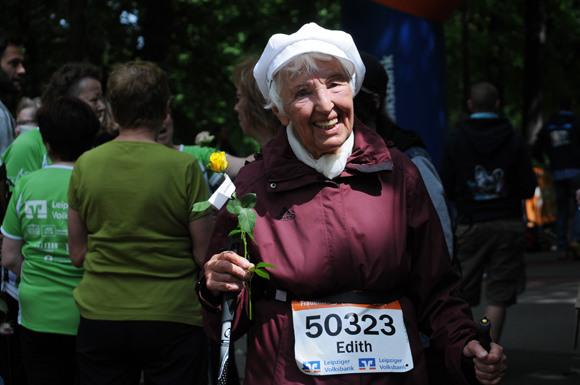 Лейпциг: бегут только женщины