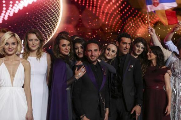 Евровидение-2015: Полина Гагарина в финале