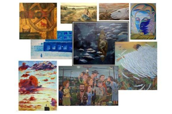 Выставка «Многогранная Россия» в РДНК