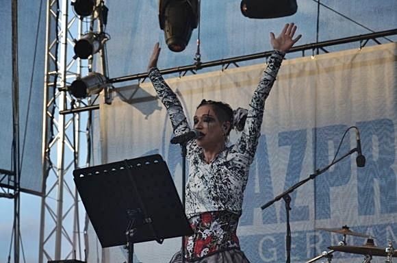 Линда в Берлине. Волшебное закрытие фестиваля DRF 2015 Berlin