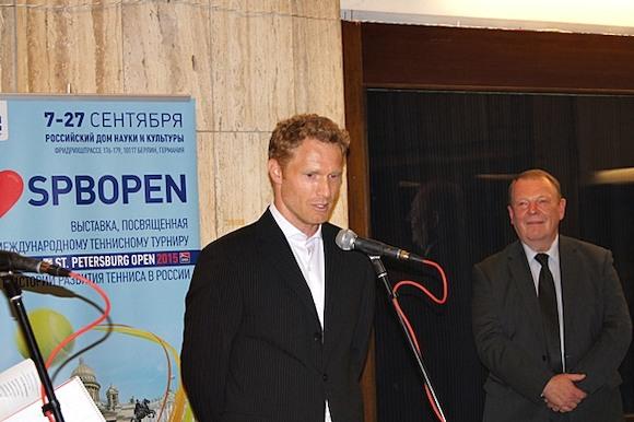 «I love SPb Open»: лица, эмоции, спорт