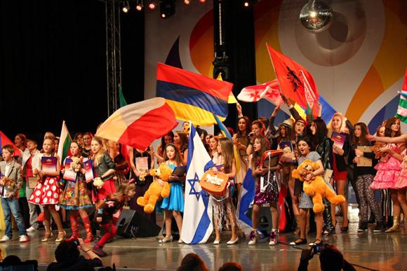 Europopcontest: Брэндон Стоун выступит в Берлине