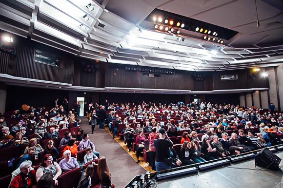 Семейный фестиваль в Берлине: «Мы вместе - Wir gemeinsam»