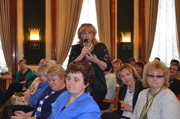 В поддержку русского языка за рубежом