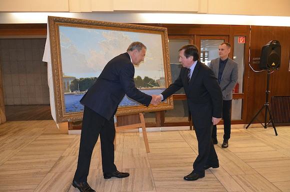 Рандеву с Россией